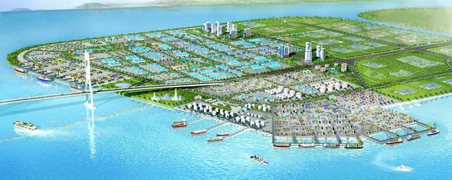 Chấp thuận đầu tư dự án phát triển tổ hợp cảng biển và khu công nghiệp tại Quảng Ninh