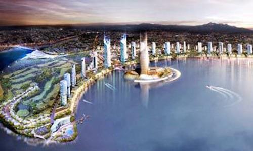 Novaland thâu tóm dự án khu đô thị lấn biển Đa Phước - Đà Nẵng từ tay Daewon