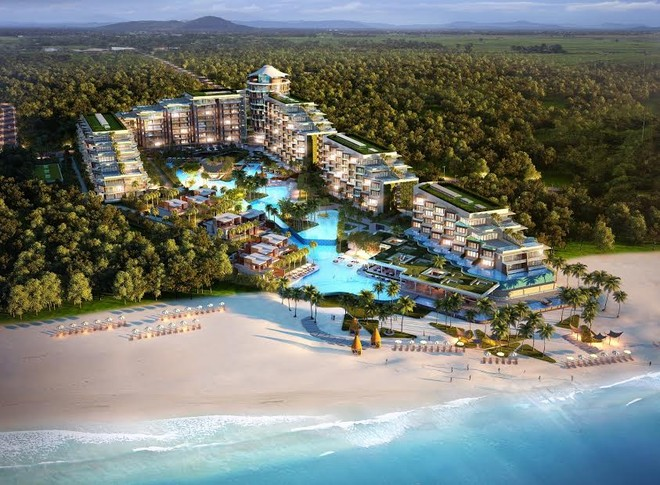 Ưu đãi hấp dẫn trong ngày mở bán căn hộ và biệt thự biển Phú Quốc