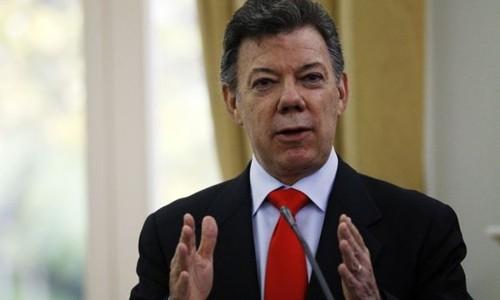 Nobel Hòa bình 2016 thuộc về Tổng thống Colombia