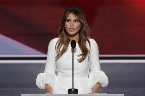 Vợ Donald Trump lên án phát ngôn của chồng về phụ nữ