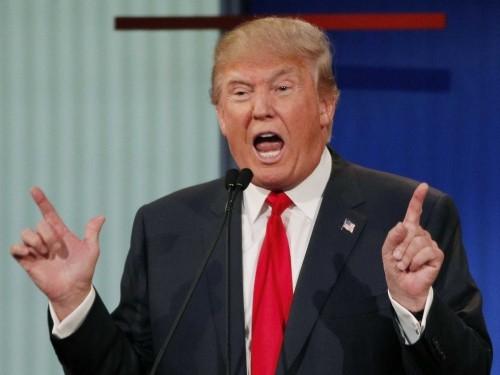 Donald Trump gọi những người Cộng hoà là 'đạo đức giả'