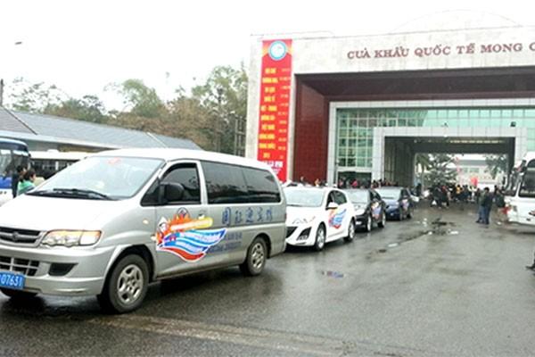 Quảng Ninh sẽ cho xe du lịch tự lái Trung Quốc vào Móng Cái từ năm 2017