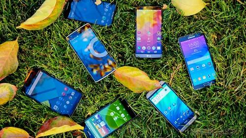 Smartphone cao cấp giảm giá hàng loạt