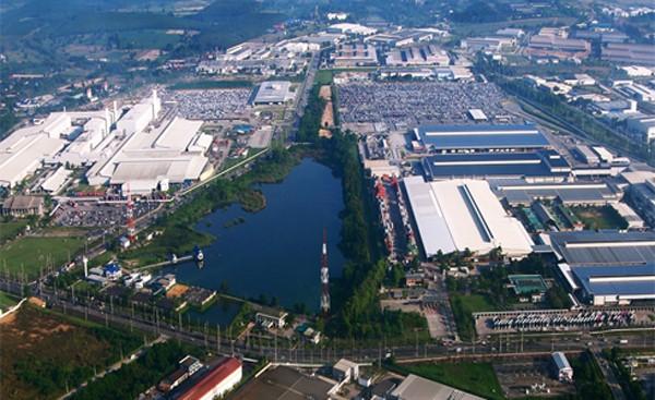 Xây dựng khu công nghiệp 1 tỷ USD tại Nghệ An