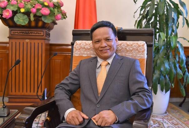 Lần đầu tiên đại diện Việt Nam trúng cử Ủy ban Luật pháp quốc tế