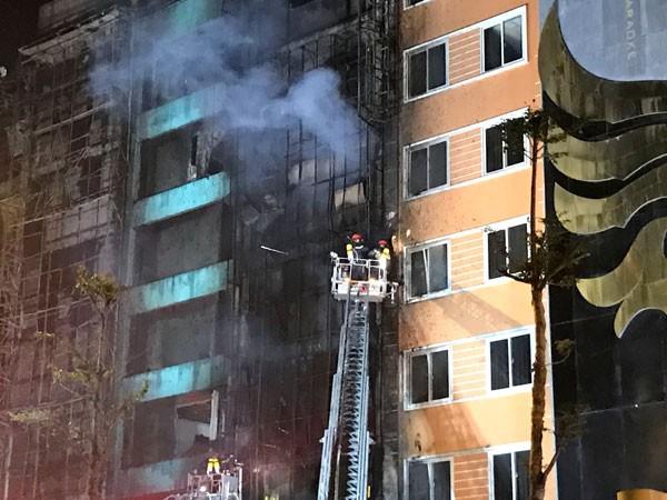 Tạm dừng nhiều cơ sở kinh doanh karaoke sau vụ cháy ở phố Trần Thái Tông