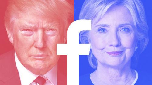 Bầu cử Tổng thống Mỹ lập kỷ lục trên mạng xã hội