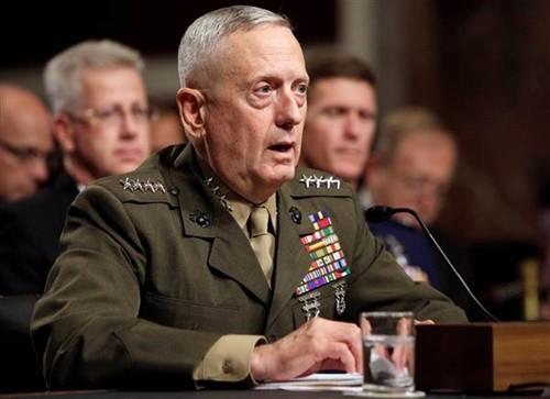 Trump cân nhắc chọn tướng về hưu Mattis làm bộ trưởng quốc phòng