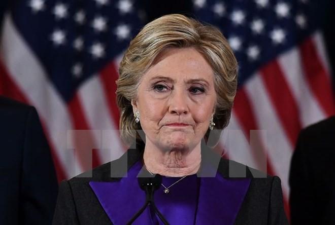 Bầu cử Mỹ: Bà Clinton hơn ông Trump 1,5 triệu phiếu phổ thông