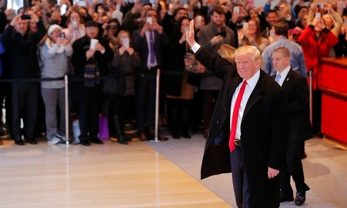 Nghệ thuật 'chơi đùa' với truyền thông của Donald Trump