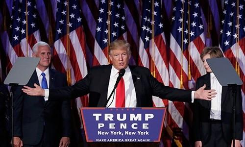 5 lý do người Mỹ lạc quan về Tổng thống đắc cử Donald Trump