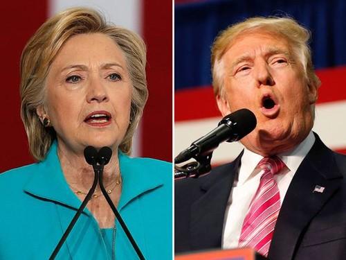 Trump chỉ trích Clinton vì ủng hộ kiểm phiếu lại