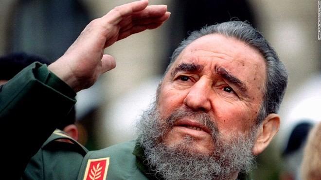 Việt Nam để Quốc tang lãnh tụ Cuba Fidel Castro vào ngày 4/12