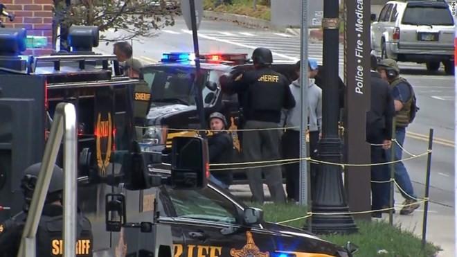 Mỹ: Lại một vụ tấn công tại trường đại học