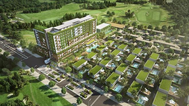 Empire Group chính thức ra mắt 99 căn condotel 5 sao Naman Garden