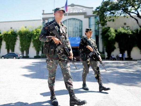 Philippines báo động cao nhất sau âm mưu nổ bom giữa lòng thủ đô