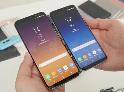 Galaxy S8+ được yêu thích hơn dự đoán của Samsung
