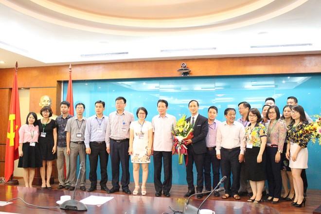Bổ nhiệm nhân sự Bộ Thông tin và Truyền thông, Hà Nội, Đắk Nông