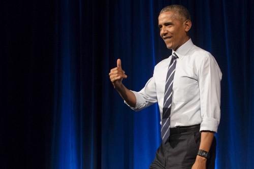 Obama sắp phát biểu lần đầu trước công chúng kể từ khi Trump nhậm chức