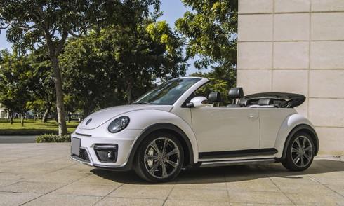 Huyền thoại VW Beetle 'trẻ hóa' nhờ gói độ 100 triệu