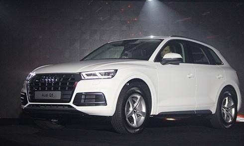 Audi Q5 thế hệ mới giá từ 2 tỷ tại Việt Nam