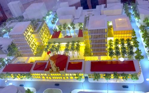 TP HCM sắp có trung tâm hành chính 18.000 m2