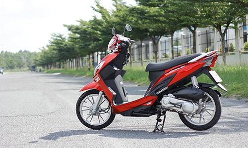 Kymco Candy Hi 50 - xe ga nhỏ giá 23,1 triệu tại Việt Nam
