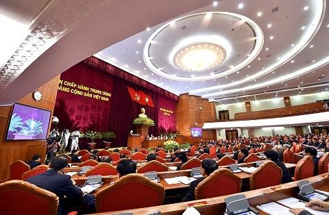 Ngày làm việc thứ tư Hội nghị Trung ương 6