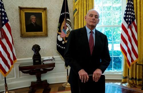 Chánh văn phòng Nhà Trắng bác tin bị Trump sa thải
