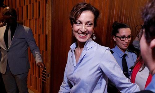 Ứng viên Pháp được chọn làm tổng giám đốc UNESCO