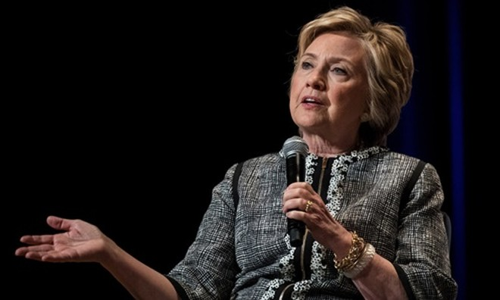 Clinton chỉ trích chính sách của Trump về Iran và Triều Tiên