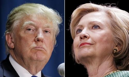 Ông Trump muốn tái đấu bà Hillary Clinton vào năm 2020