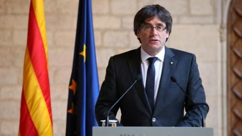 Tây Ban Nha hoan nghênh cựu lãnh đạo Catalonia tranh cử