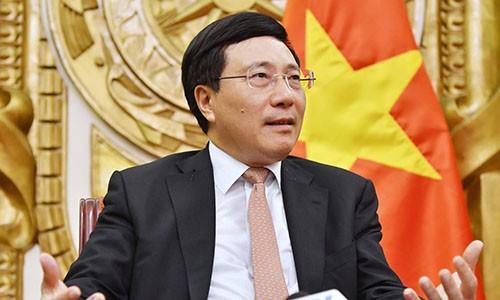 Phó thủ tướng Phạm Bình Minh tiết lộ chuyện hậu trường APEC