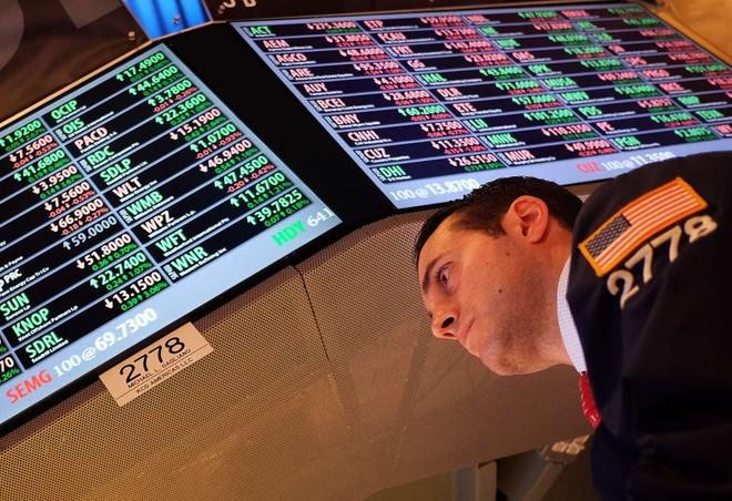 Dow Jones lên mức cao nhất 9 tháng, giá dầu tiếp tục giảm