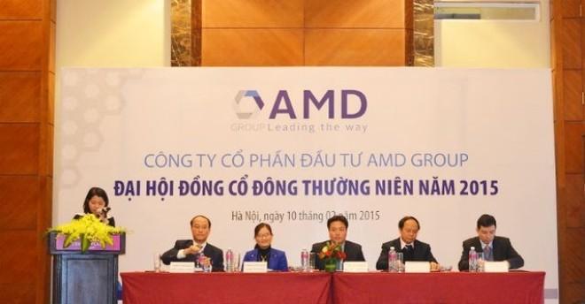 AMD: quý I lãi 8,35 tỷ đồng, chuẩn bị niêm yết HOSE