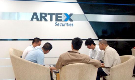 CTCK Artex ra khỏi diện kiểm soát đặc biệt