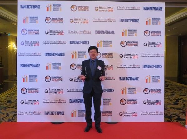 PVcomBank được trao tặng 2 giải thưởng quốc tế