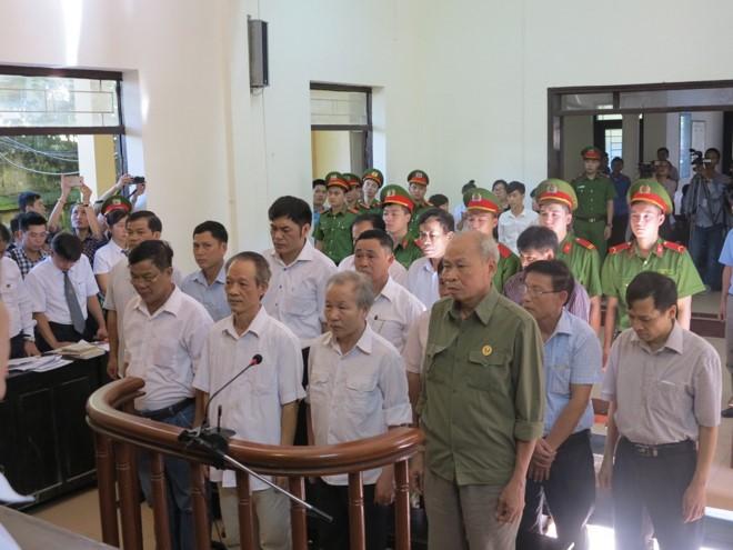 Chủ mưu vụ sai phạm đất đai tại Đồng Tâm không kháng cáo