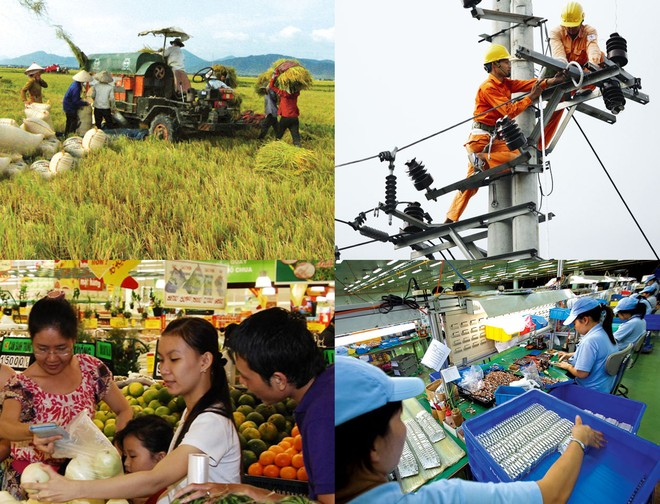 WB nâng dự báo tăng trưởng GDP năm 2015 của Việt Nam