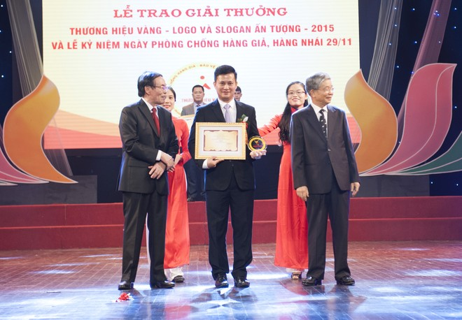 VietinBank -Thương hiệu vàng 2015