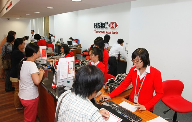 HSBC: Ngân hàng nên bắt đầu tăng lãi suất trong quý III/2016
