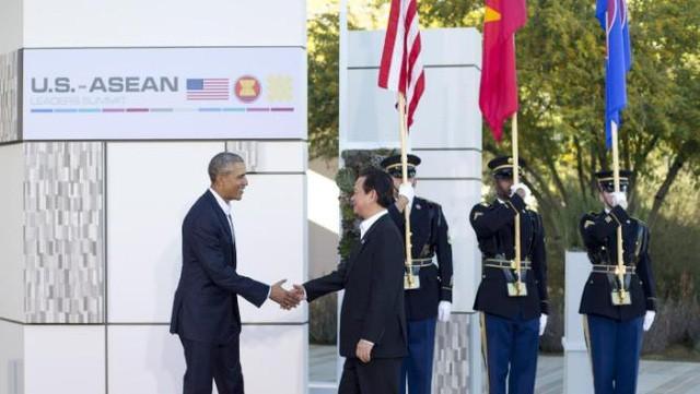 Thêm thành viên ASEAN có động lực gia nhập TPP từ Hội nghị thượng đỉnh Mỹ/ASEAN