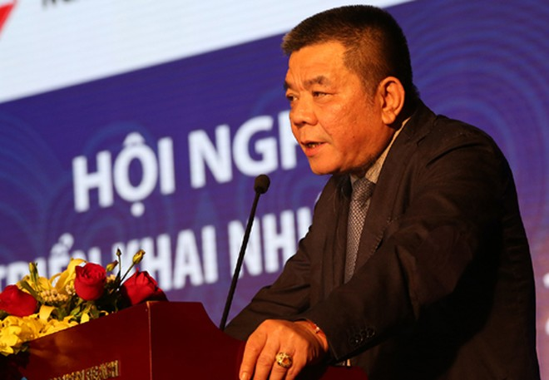 Ông Trần Bắc Hà: Hạ lãi suất, BIDV sẽ giảm doanh thu 400-450 tỷ đồng chia sẻ với doanh nghiệp