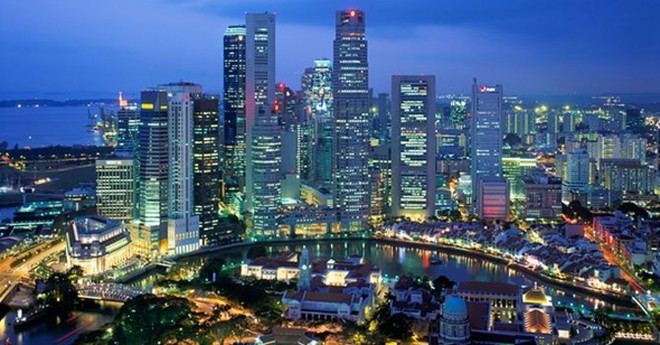 Các nền kinh tế châu Á đang chèo lái trong vùng biển động
