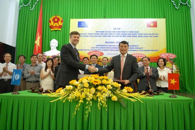 WB tài trợ 560 triệu USD để hỗ trợ 2 dự án tại Đồng bằng sông Cửu Long