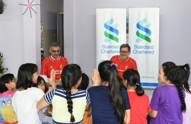 Standard Chartered sẽ không ngừng đầu tư nguồn lực mở rộng kinh doanh tại Việt Nam