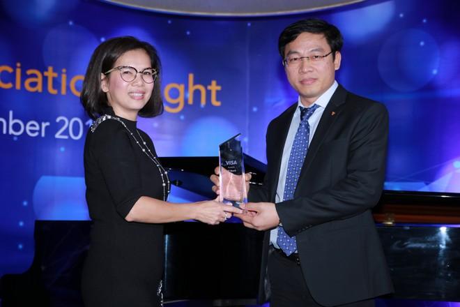 TPBank giành giải thưởng ngân hàng có doanh số thẻ Debit cao nhất năm 2016