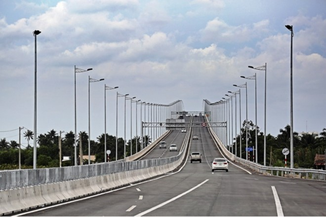 ADB hỗ trợ xây dựng đường vành đai 3 của TP.HCM